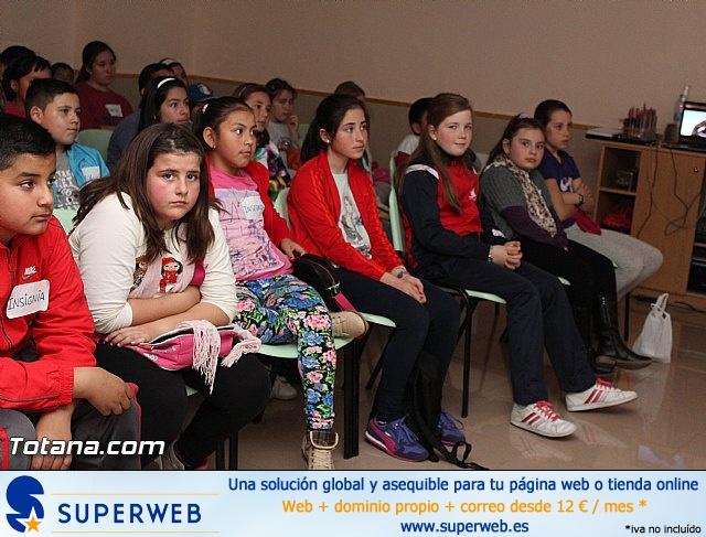 III Convivencia de Jóvenes Nazarenos de Totana - 38