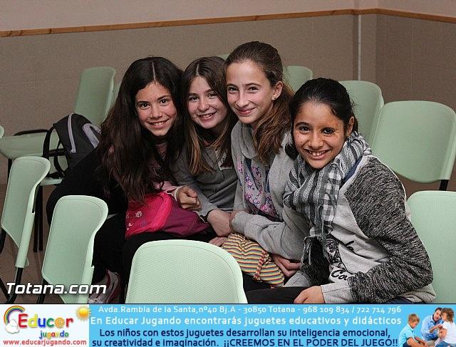 III Convivencia de Jóvenes Nazarenos de Totana - 44