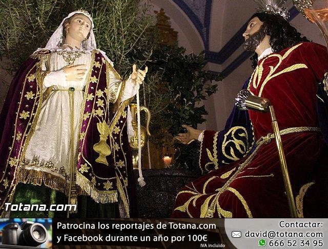 Procesión Jueves Santo - Semana Santa 2015 - 3