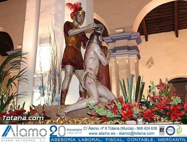 Procesión Jueves Santo - Semana Santa 2015 - 7