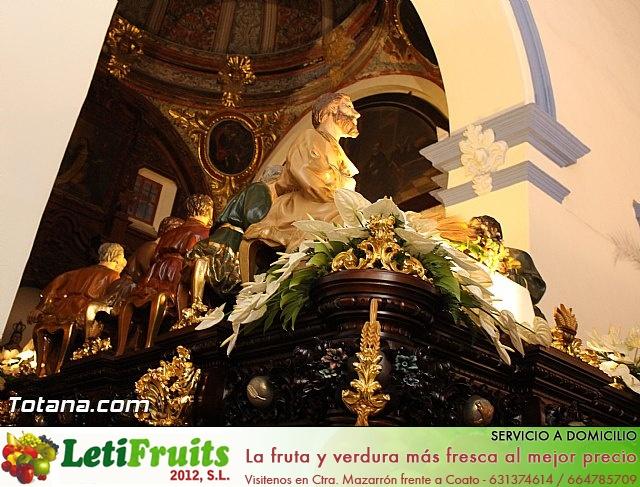 Procesión Jueves Santo - Semana Santa 2015 - 25