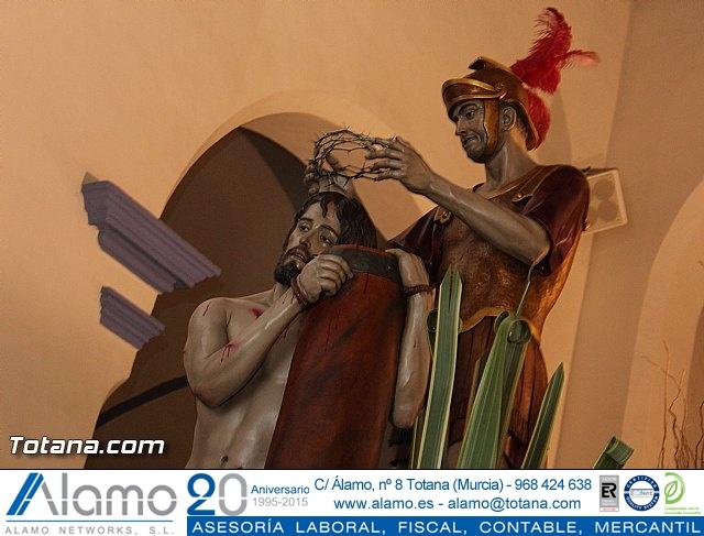 Procesión Jueves Santo - Semana Santa 2015 - 32