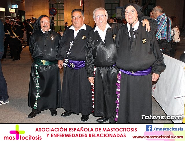 Procesión Jueves Santo - Semana Santa Totana 2017 - 4