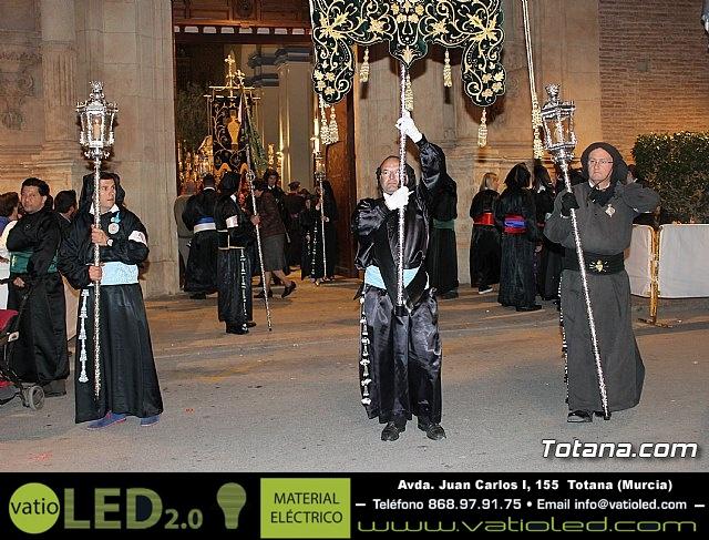 Procesión Jueves Santo - Semana Santa Totana 2017 - 8