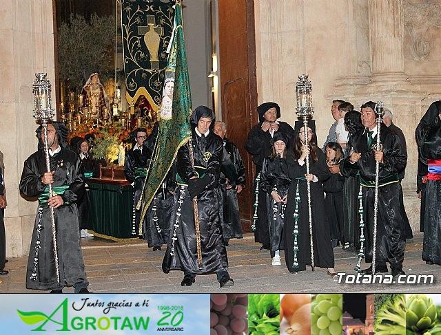 Procesión Jueves Santo - Semana Santa Totana 2017 - 9