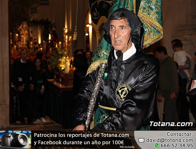 Procesión Jueves Santo - Semana Santa Totana 2017 - 12