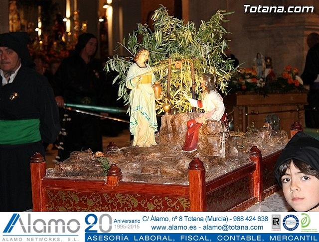 Procesión Jueves Santo - Semana Santa Totana 2017 - 19