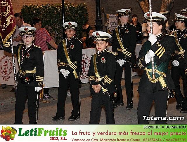 Procesión Jueves Santo - Semana Santa Totana 2017 - 23