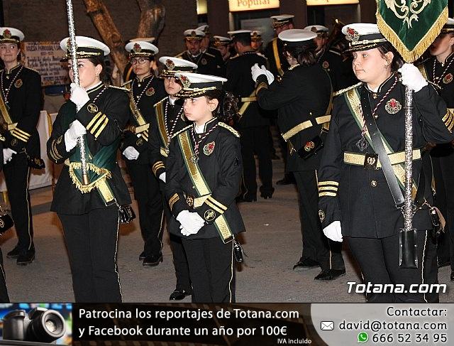 Procesión Jueves Santo - Semana Santa Totana 2017 - 24