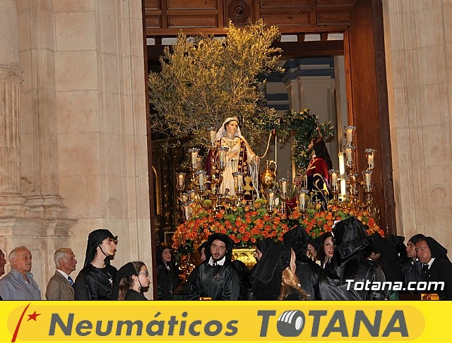 Procesión Jueves Santo - Semana Santa Totana 2017 - 26