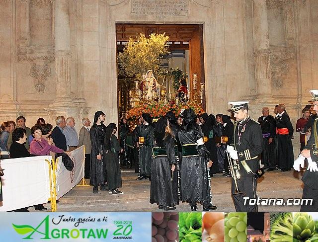 Procesión Jueves Santo - Semana Santa Totana 2017 - 27