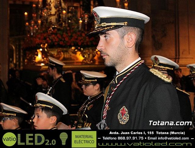 Procesión Jueves Santo - Semana Santa Totana 2017 - 32