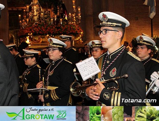 Procesión Jueves Santo - Semana Santa Totana 2017 - 34