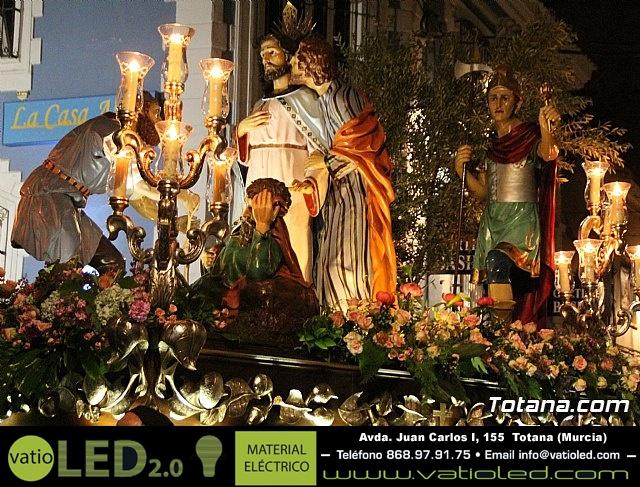 Procesión Jueves Santo - Semana Santa Totana 2017 - 981