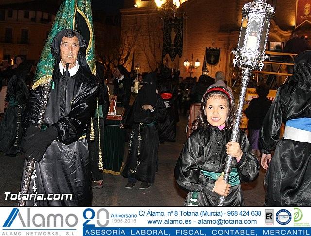 Procesión Jueves Santo - Semana Santa 2014 - 4