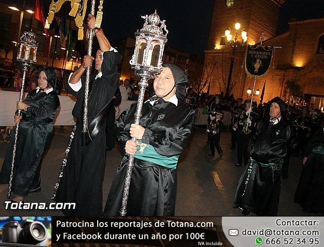 Procesión Jueves Santo - Semana Santa 2014 - 9