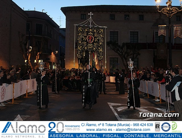 Procesión Jueves Santo -Semana Santa Totana 2019 - 3