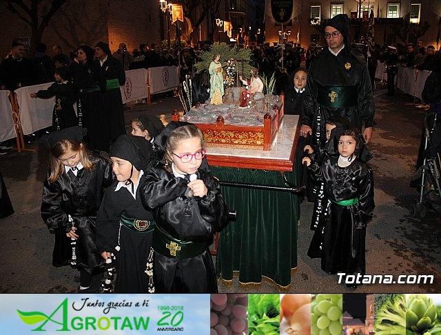 Procesión Jueves Santo -Semana Santa Totana 2019 - 14