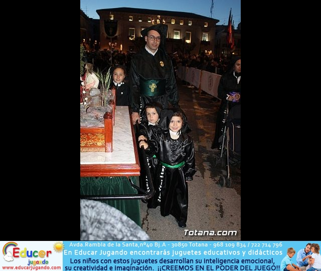 Procesión Jueves Santo -Semana Santa Totana 2019 - 17