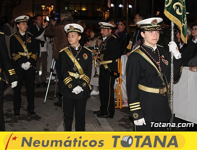 Procesión Jueves Santo -Semana Santa Totana 2019 - 19