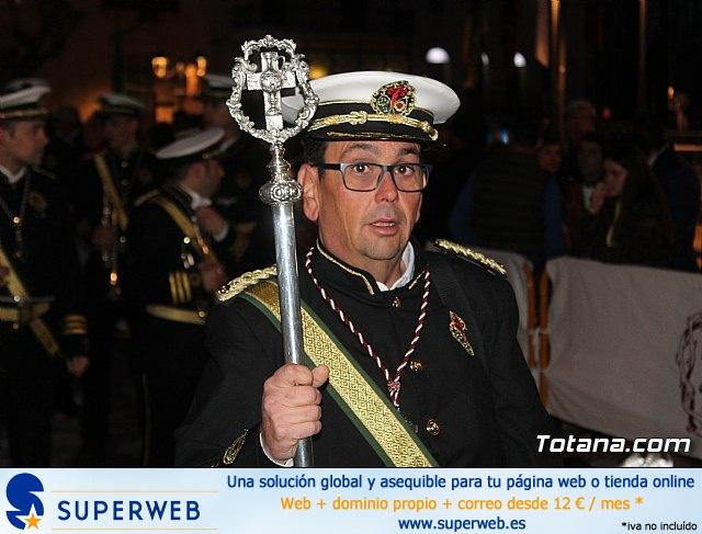Procesión Jueves Santo -Semana Santa Totana 2019 - 22