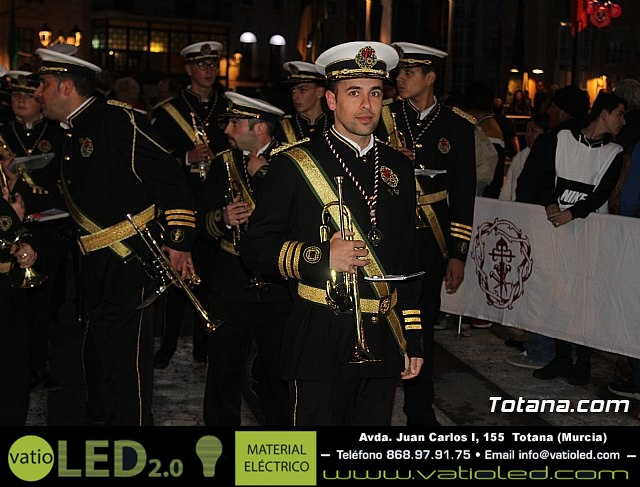 Procesión Jueves Santo -Semana Santa Totana 2019 - 26