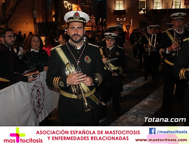 Procesión Jueves Santo -Semana Santa Totana 2019 - 29