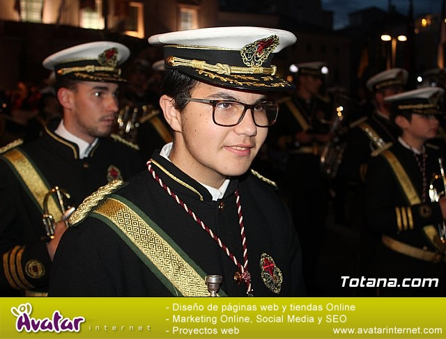 Procesión Jueves Santo -Semana Santa Totana 2019 - 32