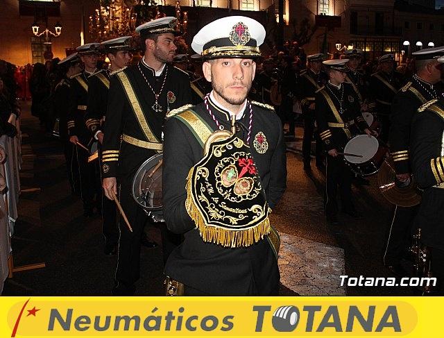 Procesión Jueves Santo -Semana Santa Totana 2019 - 34