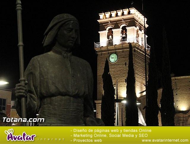 Procesión Jueves Santo - Semana Santa Totana 2016 - 2