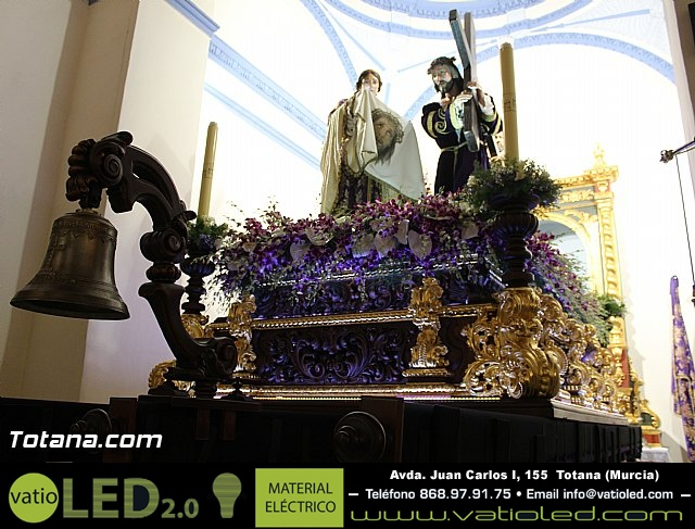 Procesión Jueves Santo - Semana Santa Totana 2016 - 6