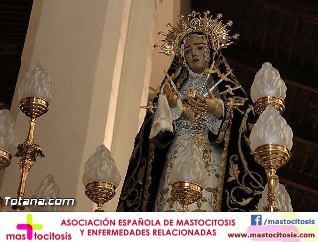 Procesión Jueves Santo - Semana Santa Totana 2016 - 8