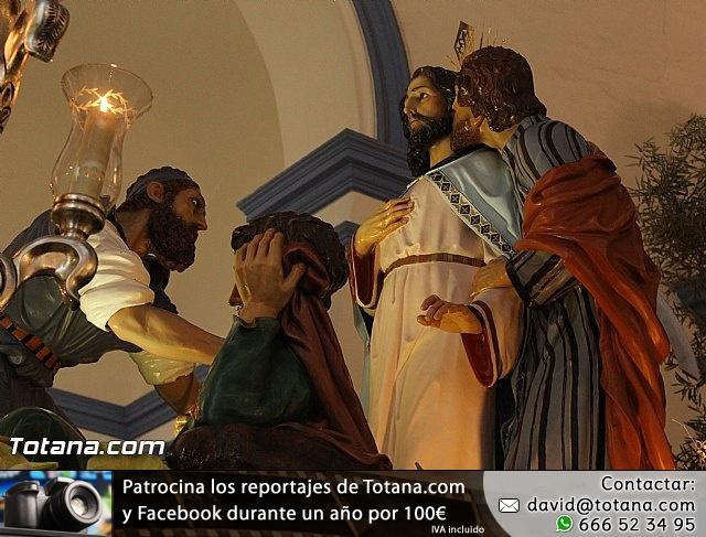 Procesión Jueves Santo - Semana Santa Totana 2016 - 15