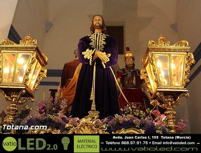 Procesión Jueves Santo - Semana Santa Totana 2016 - 17
