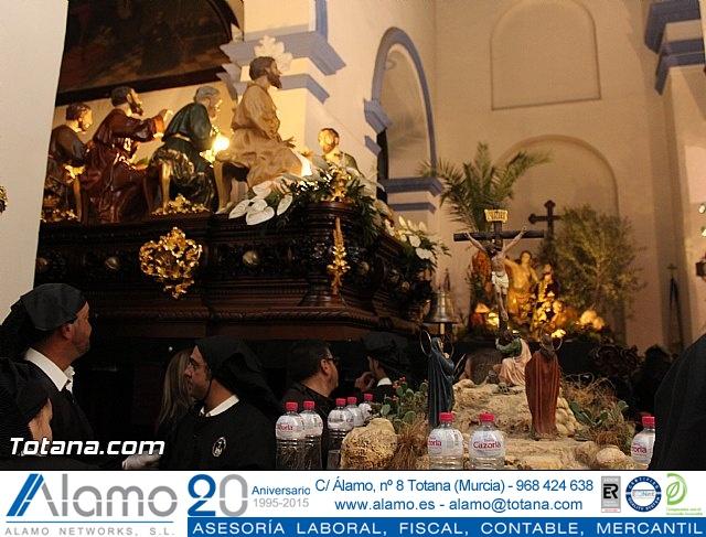 Procesión Jueves Santo - Semana Santa Totana 2016 - 18
