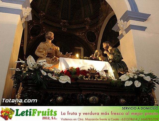 Procesión Jueves Santo - Semana Santa Totana 2016 - 19