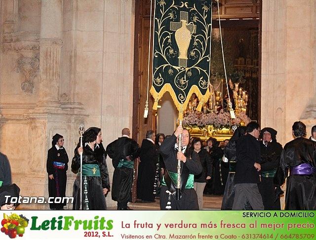 Procesión Jueves Santo - Semana Santa Totana 2016 - 24