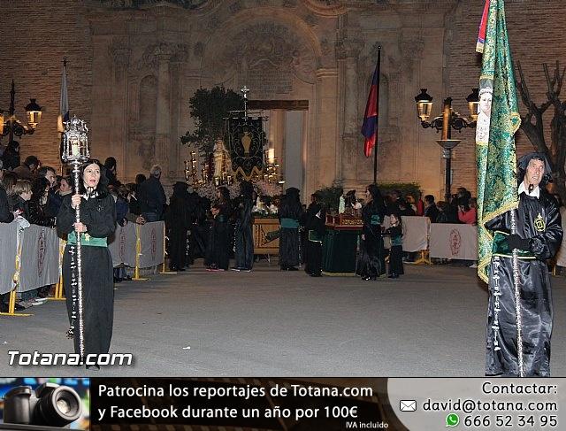Procesión Jueves Santo - Semana Santa Totana 2016 - 29