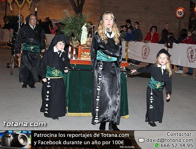 Procesión Jueves Santo - Semana Santa Totana 2016 - 31