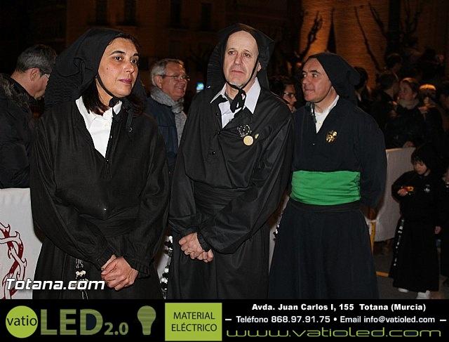 Procesión Jueves Santo - Semana Santa Totana 2016 - 32