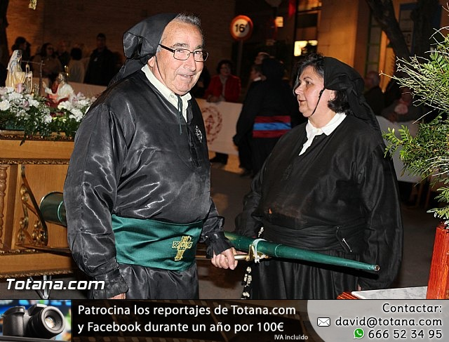 Procesión Jueves Santo - Semana Santa Totana 2016 - 33