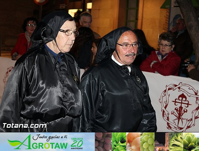 Procesión Jueves Santo - Semana Santa Totana 2016 - 36