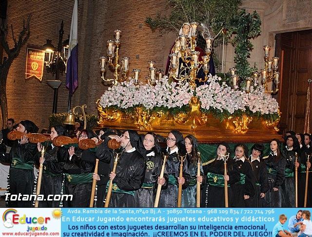 Procesión Jueves Santo - Semana Santa Totana 2016 - 37