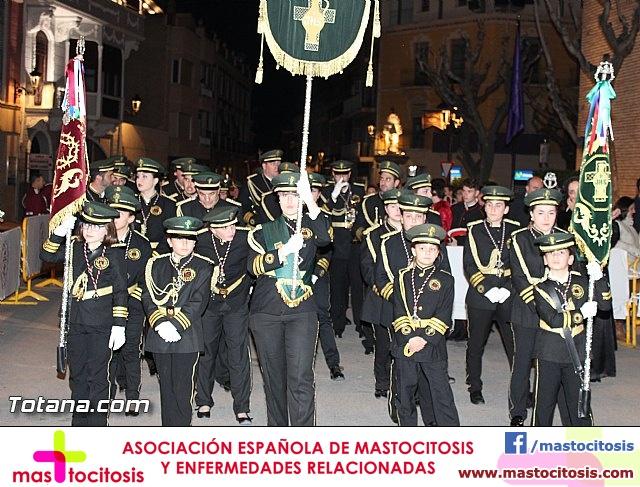 Procesión Jueves Santo - Semana Santa Totana 2016 - 38