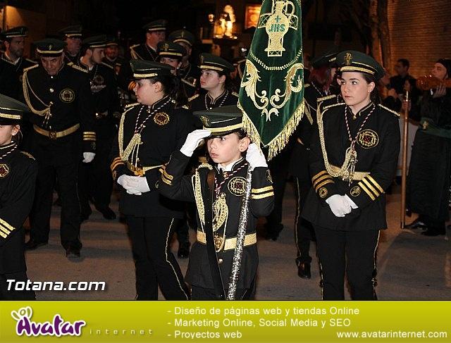 Procesión Jueves Santo - Semana Santa Totana 2016 - 40