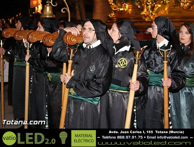 Procesión Jueves Santo - Semana Santa Totana 2016 - 41
