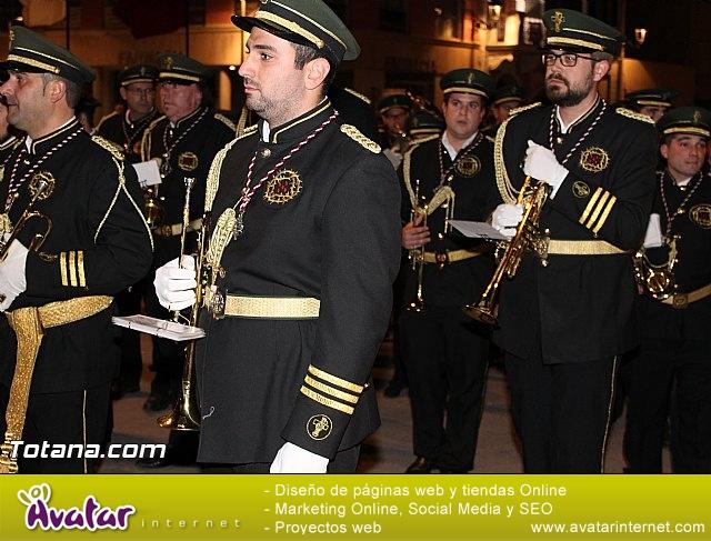 Procesión Jueves Santo - Semana Santa Totana 2016 - 42