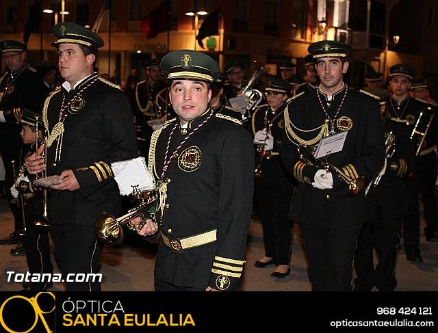 Procesión Jueves Santo - Semana Santa Totana 2016 - 43