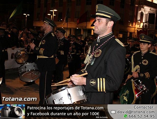 Procesión Jueves Santo - Semana Santa Totana 2016 - 47