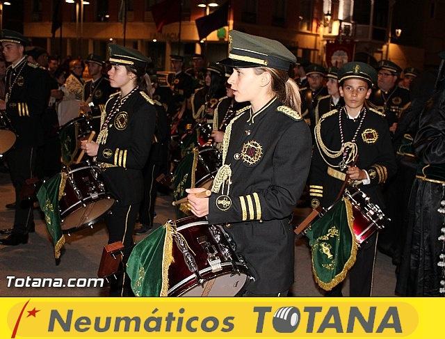 Procesión Jueves Santo - Semana Santa Totana 2016 - 48